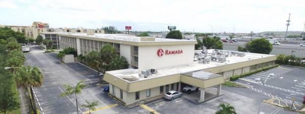Ramada Hotel Site